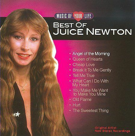 1 of 1 - NEW Music of Your Life: Best of Juice Newton (Audio CD)