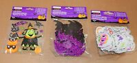 Halloween Foam Stickers Creatology 84pc Total Witches Bats Cats Pumpkins 39s
