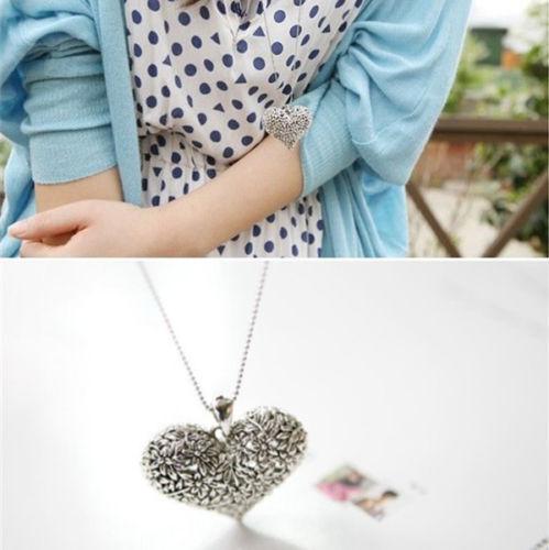 Fashion Jewelry Crystal Chunky Statement Bib Pendant Chain Choker Necklace Lady