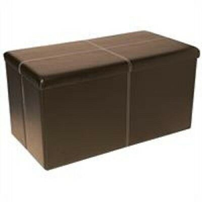 Fhe Group Folding Storage Bench 30 By 15 By 15 Inches