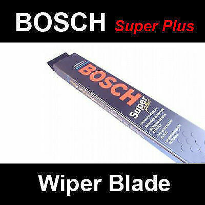 Fits Toyota Corolla E11 Hatch Bosch Superplus Front /& Rear Wiper Blades