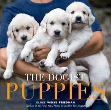 The Dogist Puppies by Elias Weiss Friedman (2017, Hardcover)