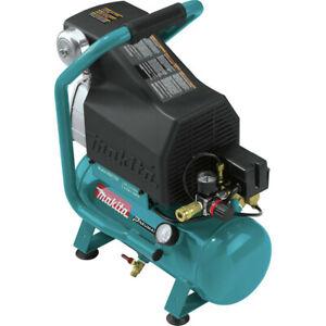 Makita-MAC700-2-0-HP-2-6-Gallon-Oil-Lubricated-Big-Bore-Air-Compressor-New