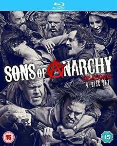 Sons of Anarchy - Season 6 [Blu-ray], Good DVD, Maggie Siff, Mark Boone Junior,