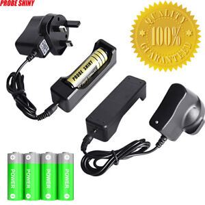 New-LI-ION-Battery-Charger-for-Rechargeable-18650-3-7V-Battery-Travel-UK-Plug