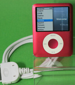 Apple-iPod-Nano-MP3-Player-8-GB-product-red-ROT-Pixelfehler