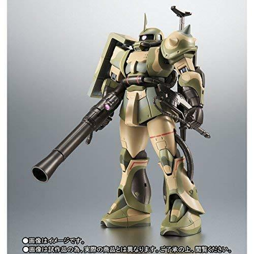 ROBOT SPIRITS SIDE MS MS-06J ZAKU II WETLe TYPE Ver  A.N.I.M.E. cifra BeAI.  outlet online economico