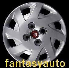 Fiat Punto Dal 2003 /> 2010 Set 4 Coppe Ruota Copponi Copri Cerchi 13 L//R