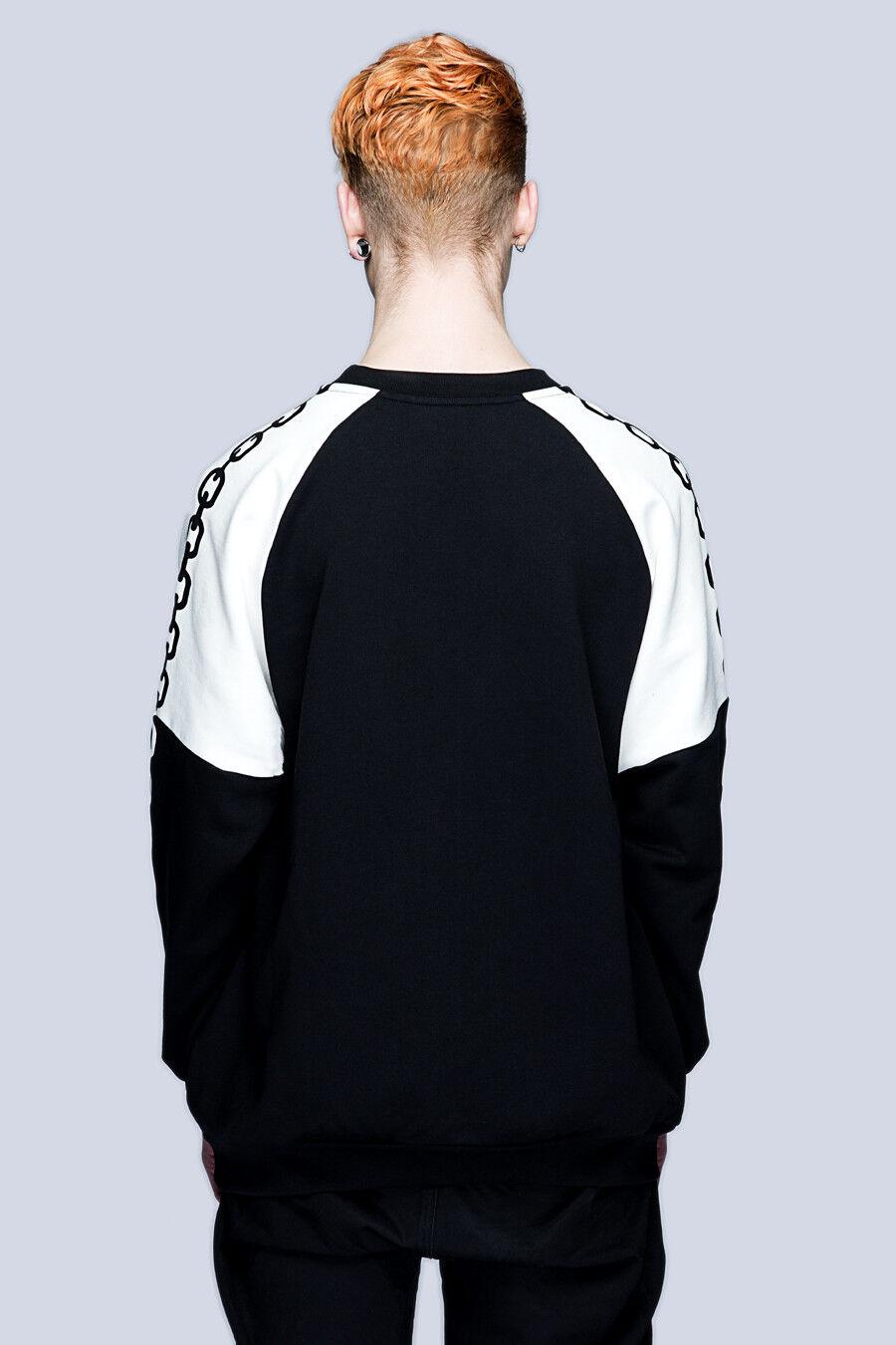 Designer Long Clothing x Mishka DEATH ADDER CHAIN Sweatshirt Sweatshirt Sweatshirt - Boy London, HBA 8169dd