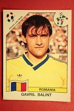 Panini ITALIA 90 N. 170 ROMANIA BALINT GOOD CONDITION!!