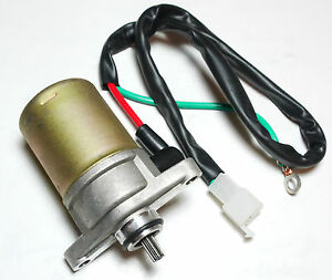 Details about 49cc 50cc GY6 139QMB Electric Starter Motor Chinese Scooter  Taotao Lance Roketa
