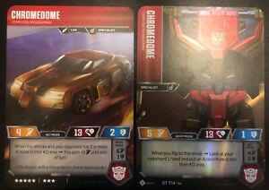 Transformers TCG Titan Masters Attack Wave 5 18//46 DECEPTICON QUAKE NEW