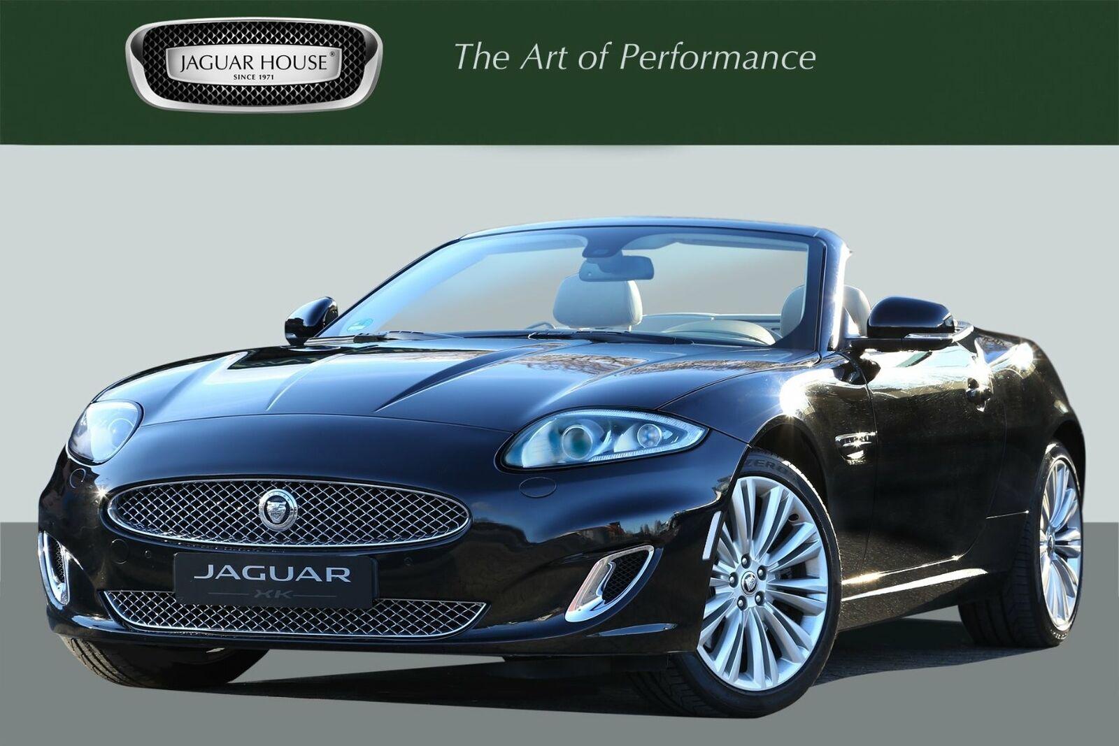 Jaguar XK 5,0 V8 Convertible aut. 2d - 2.400 kr.
