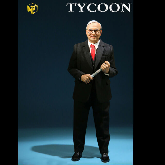 MCTOYS MCC022 1//6 TYCOON Movable Male Action Figure Model Toys Collectible New
