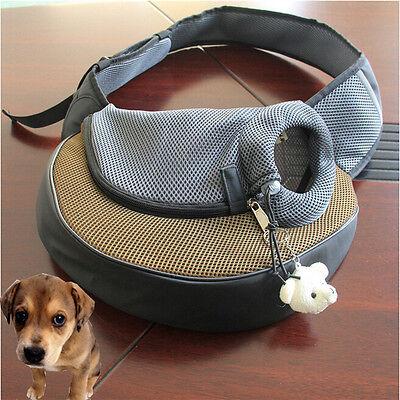 Pet Dog Cat Puppy Carrier Comfort Travel Tote Shoulder Bag Purse Sling Backpack