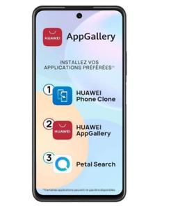 HUAWEI P SMART 2021 MIDNIGHT BLACK 128GB ROM 4GB RAM DUAL SIM NO SERVIZI GOOGLE
