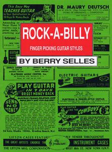 Rockabilly Fingerpicking Guitar - Guitare - Recueil