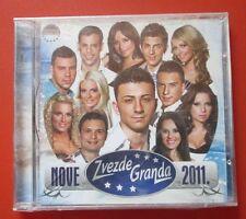 CD  Nove Zvezde Granda 2011. Grand Production Serbia Folk
