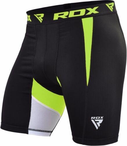 RDX Kompressionshoses Thermisch Kompressions kurz Base Layer Boxershorts Boxers