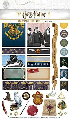 Harry Potter Icon Stickers Planner Supply Papercraft Calendar Party Envelope