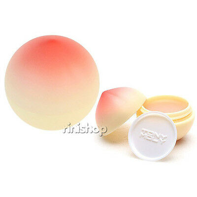 [TONY MOLY] Mini Peach Lip Balm 7g rinishop(A)