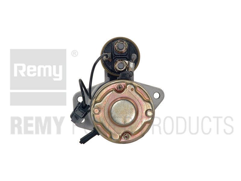 Starter Motor-Eng Code KA24E Remy 16928 Reman