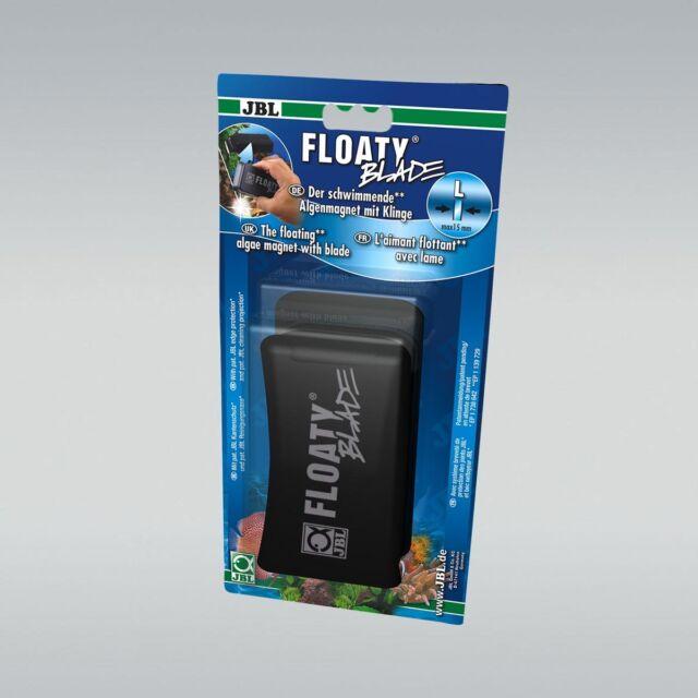 JBL FLOTTANT LAME - L - Nettoyeur de vitres Disque aimant anti-algues calcaire