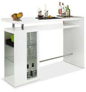 hausbar minibar cocktailbar dekobar tischbar bartisch stehtisch theke bar camaro ebay. Black Bedroom Furniture Sets. Home Design Ideas