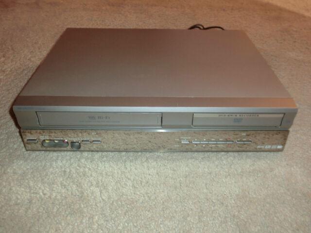 Sharp DV-RW250 DVD-Recorder / VHS-Videorecorder, ohne FB, 2J. Garantie