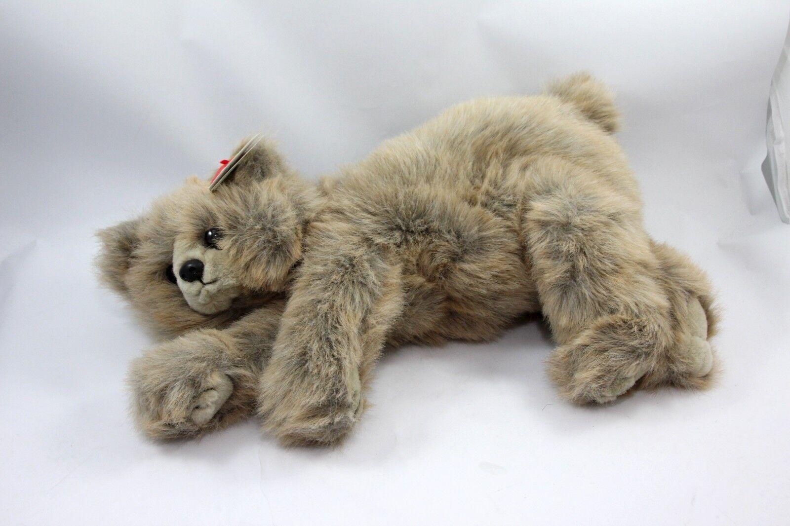 Ty Classic Bear Lazy Plush 5008 18  Retired 1994