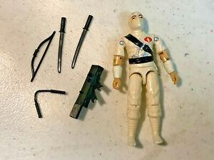Figurine Vintage Arabe Gi Joe Cobra Ninja Storm 1984 1984   Vintage 1984 Gi Joe Cobra Ninja Storm Shadow Action Figure Arah 3.75