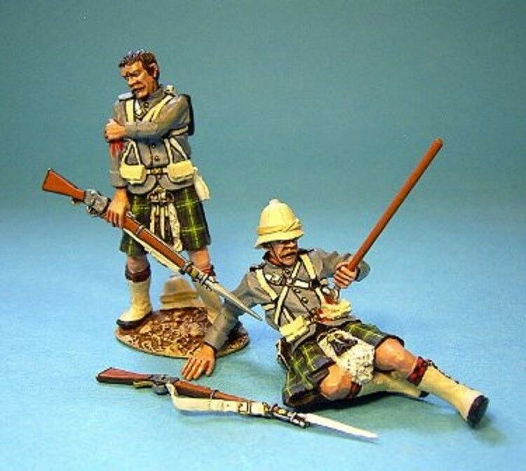 JOHN JENKINS First Sudan War GDH03 Gordon Highlanders Wounded FIGS MIB