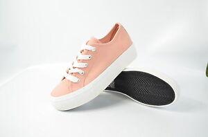 NEW-LOOK-Sneakers-Gr-5-38-Alterosa-Freizeitschuhe-Damen-Schuhe-MAR-M3-neu