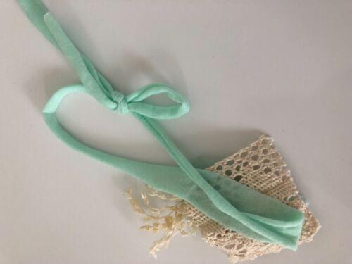 Baby Infant Kid Children Girls Christening Shower Cotton Lace Hair Headband prop