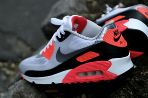 Details about NIKE AIR MAX 90 INFRARED HYPERFUSE SZ 12.5 HYP NRG AM90 PATCH CORK supreme team