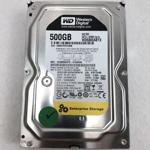 Western Digital WD5003ABYX 3.0Gp//s 500GB SATA 3.5 HDD 7200RPM