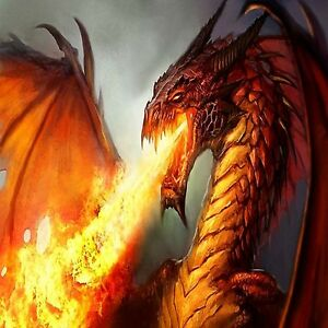 Dragon's Breath Fragrance Oil Candle/Soap Making Supplies **Free Shipping**