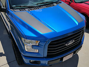 Image Is Loading New 2017 2018 Ford F 150 Dual Hood