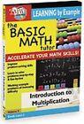 Basic Math Tutor Introduction to Multiplication 0709629086623 DVD Region 1