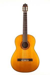 Jeronimo Pena classical guitar 1969 - fine master built guitar + video!