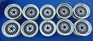 BMW-E39-OEM-BBS-RC090-Style-5-17x8et20-Partially-Restored-Wheel-Rim-36111093531