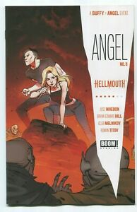 Angel-8-Boom-Studios-1-20-Bengal-Variant-Buffy-The-Vampire-Slayer-See-Scans
