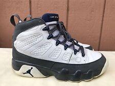 Nike Air Jordan 9 IX Retro US 6.5 EUR 39 DS French Blue Flint Grey 302370-141 OG
