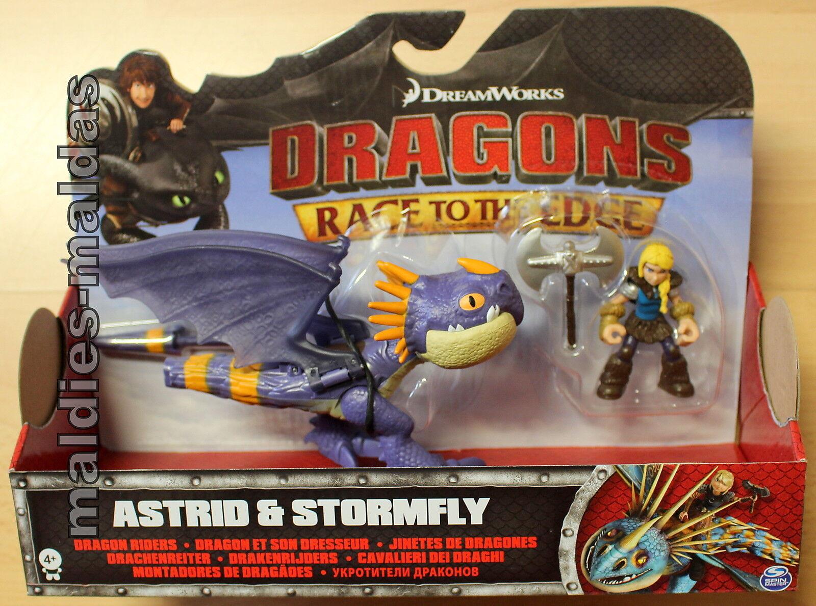 Spin master drachen astrid & stormfly astrid & sturmpfeil 20071830 neu   ovp