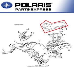 Details about NEW POLARIS SPORTSMAN 90 SEAT 2010-2016 0454903-070 OEM NEW