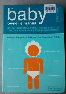 The-Baby-Owner-039-s-Manual-Operating-Instructions-Trouble-shooting-Tips-and