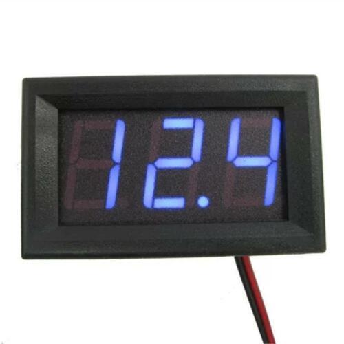 Two-wire 0.56 inch DC 4.5V to 30V Digital Display Voltmeter Voltage Meter