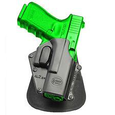 Genuine Fobus Glock 17 19  Roto Rotating Belt Holster UK Seller GL2 RT BH
