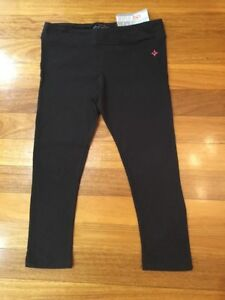 NWT-Ladies-3-4-Gym-Leggings-Sz-12-Sportswear-Pants-New-29-99