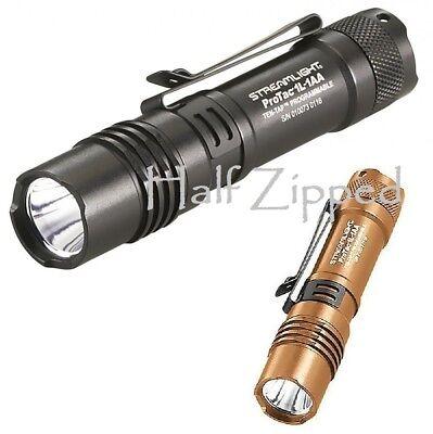 Streamlight 88073 ProTac 1L Coyote Tan Tactical LED Flashlight